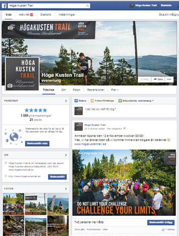 hoga kusten trail facebook